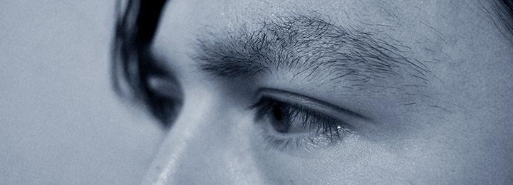 美容について考え直す男性